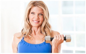Get AMAZING arms with Kathy Smith
