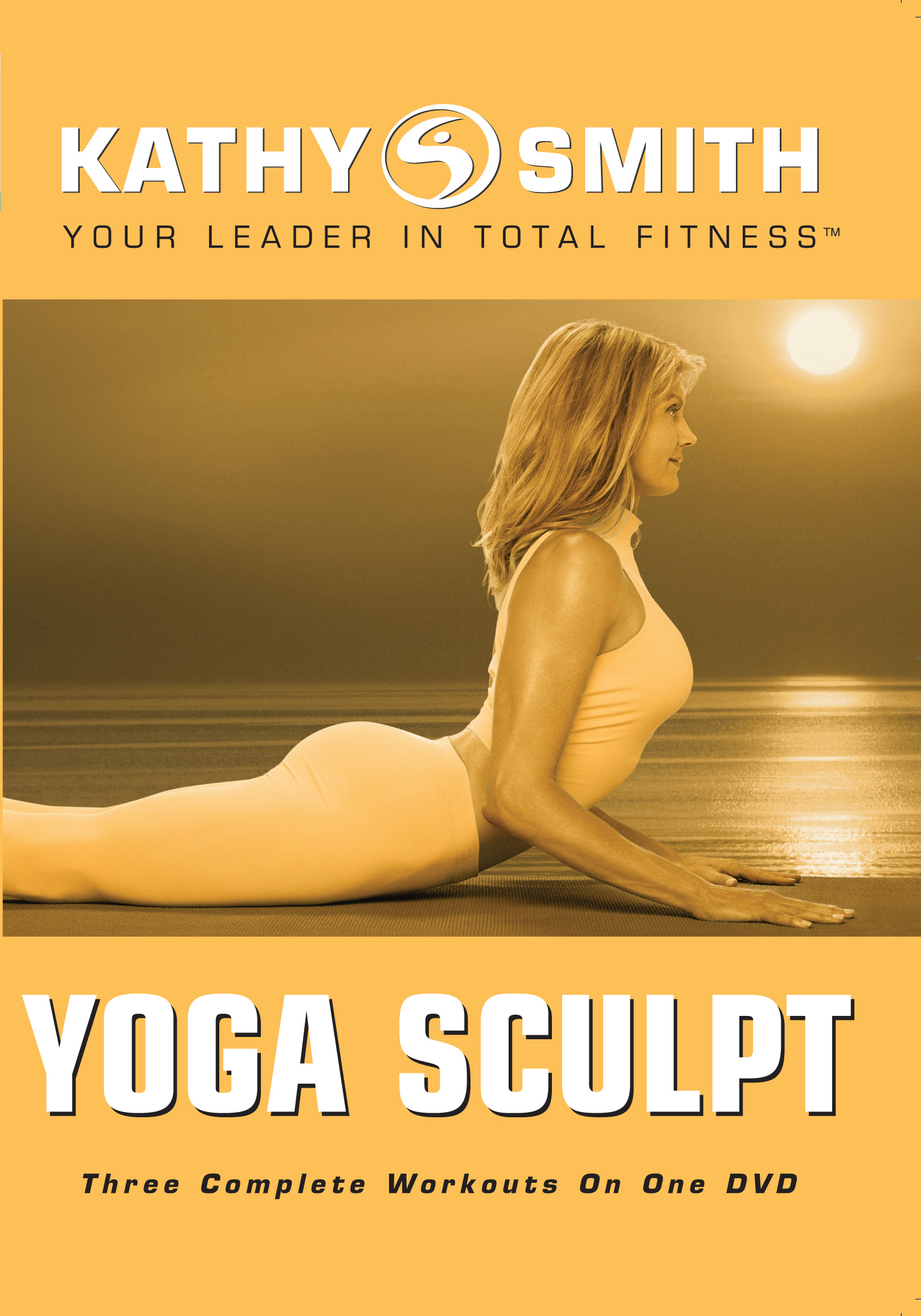 Kathy Smith's Yoga Sculpt