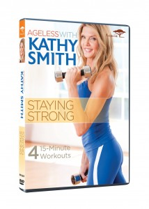 Stop the clock and stay vibrant and healthy with Kathy! This unique program is specially designed to combat the aging process, you'll shape lean muscle while increasing bone density and stamina, helping to create a youthful, healthy body.