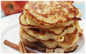 apple-cinnamon-pancakes