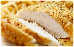 Crispy Oven Baked Chicken - Kathy Smith