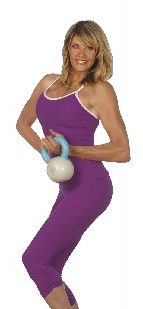 How To: Melt away love handles with kettlebells
