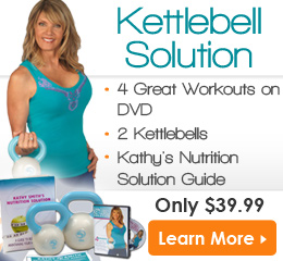 Kathy's Kettlebell Solution