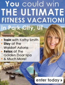 Enter the Ultimate Fitness Vacation Sweepstakes