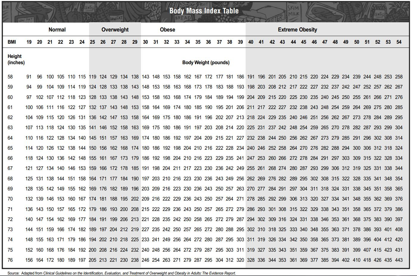 Body mass index calculator kathy smith share this nvjuhfo Gallery
