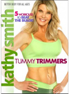 Kathy Smith's Tummy Trimmers DVD - Five 10-Minute Quick Workouts