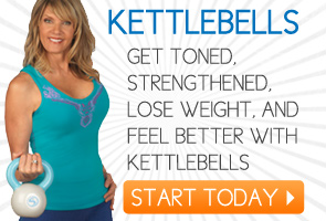 Get Kathy Smith's Kettle Bell Workout