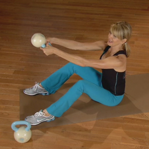 Full Body Makeover With Kettlebells