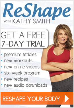 Sign Up For Kathy Smith ReShape Today
