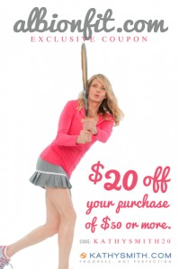 Albion Fit $20.00 Off Coupon