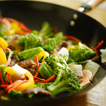 Healthy stir-fry recipe to help you lose weight!