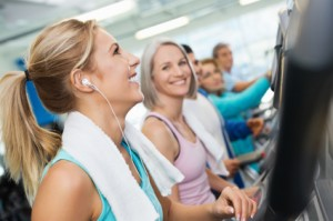 The Science Behind Working Out To Music
