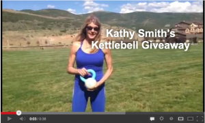 Kathy Smith's Kettlebell Giveaway!