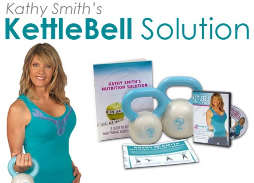 Kathy Smith's Kettlebell Workout