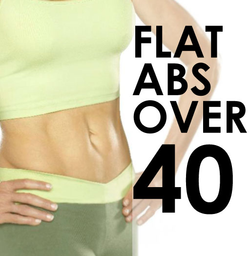Flat Belly Over 40