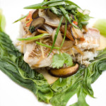 red snapper with chinese herbs