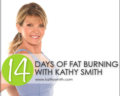 14 Days Of Fat Burning Challenge