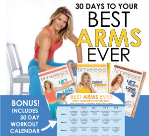 30 Days To Your Best Arms Ever - Kathy Smith Challenge