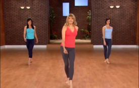 Kathy Smith's Total Body Lift Energizing Warm-Up