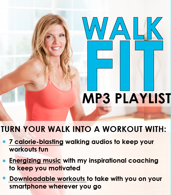 Kathy Smith's Walk Fit MP3 Super Playlist