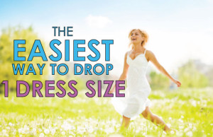 The Easiest Way To Drop 1 Dress Size