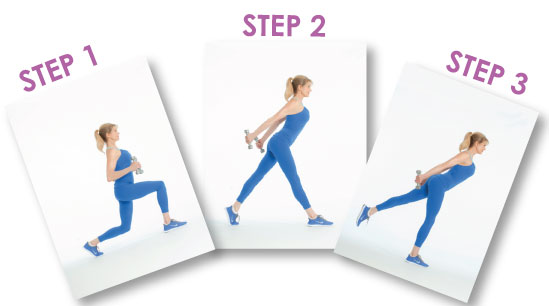 My All-Time Favorite Tush-Toning 2-in-1 Move