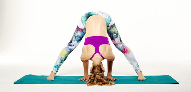3 Stress-Busting Yoga Poses