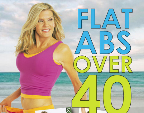Kathy Smith Flat Abs Over 40 Challenge