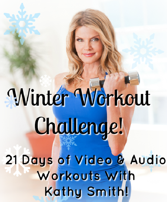 21-Day Winter Workout Challenge