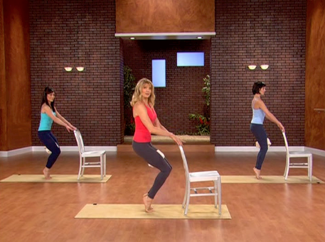 10-Min Barre Workout