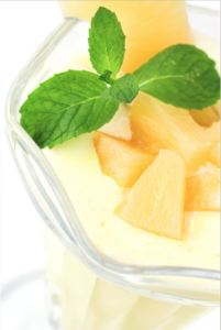 Pineapple Pick-Me-Up Smoothie