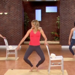 4-Min Barre Video To Slim, Strengthen and Firm Your Thighs!