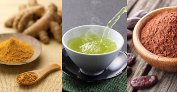 3 Foods To Activate Your Skinny Gene
