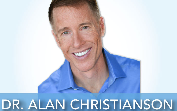 Episode 3 | Dr. Alan Christianson | How to go from STRESSED to THRIVING