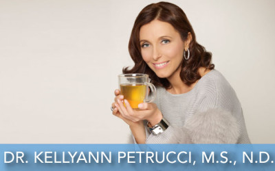 Episode 8 | Dr. Kellyann Petrucci, M.S., N.D. | Bone Broth to Heal Your Gut