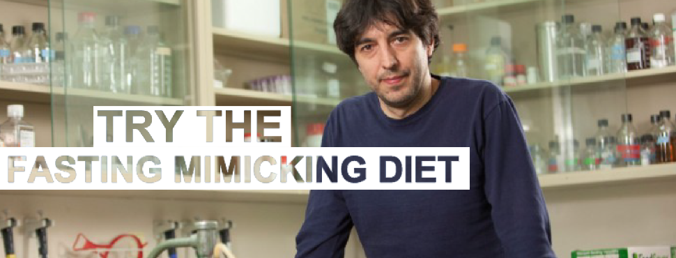 Episode 20 | Dr. Valter Longo, P.h.D | Try The Fasting Mimicking Diet