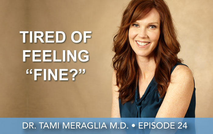 Episode 24 | Dr. Tami Meraglia, M.D. | Power Of Testosterone
