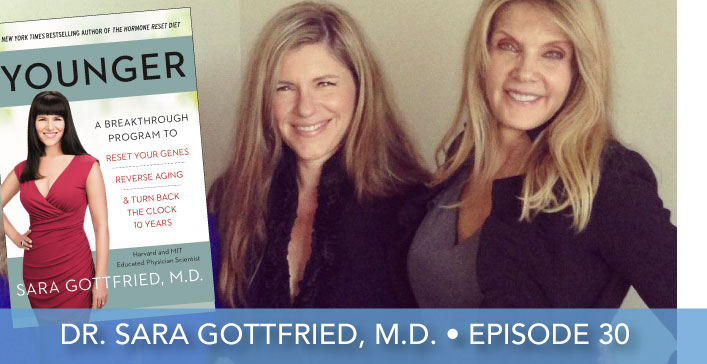 Episode 30 | Dr. Sara Gottfried, M.D. | Younger