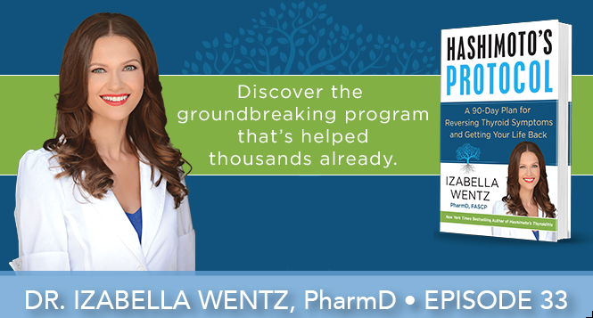Episode 33 | Dr. Izabella Wentz | The Thyroid Secret