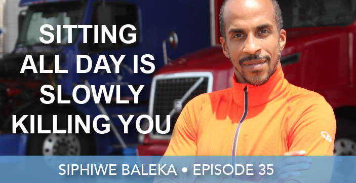 Episode 35 | Siphiwe Baleka | Is Your Job Making You Fat?