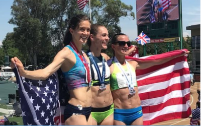 Episode 39 | Olympian Kate Grace | Champion Yourself