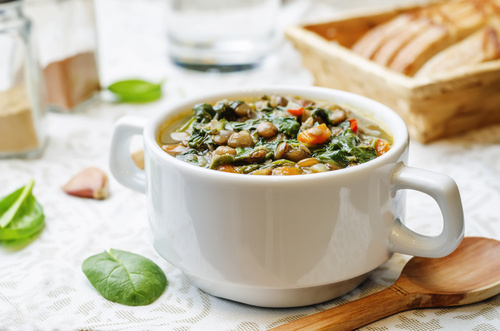 Lentil Veggie Soup Recipe