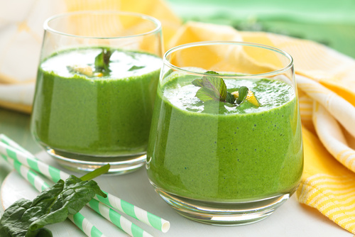Morning Energy Green Smoothie