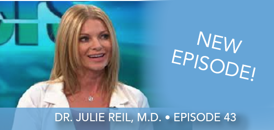 Episode 43 | Dr. Julie Reil | Don't Ignore Your Pelvic Floor