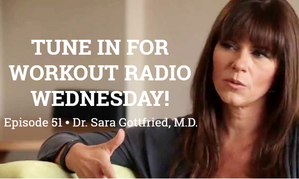Episode 51 | Dr. Sara Gottfried, M.D. | The Truth About Belly Fat