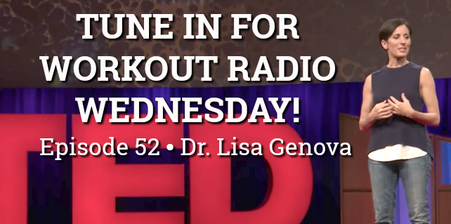 Episode 52 | Dr. Lisa Genova, Ph.D. | What You Can Do To Prevent Alzheimer's