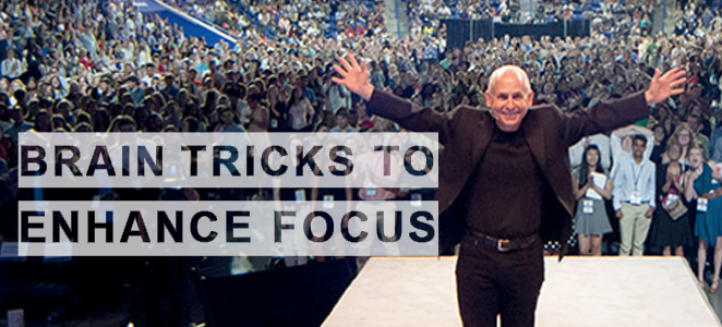 Brain Tricks To Enhance Focus