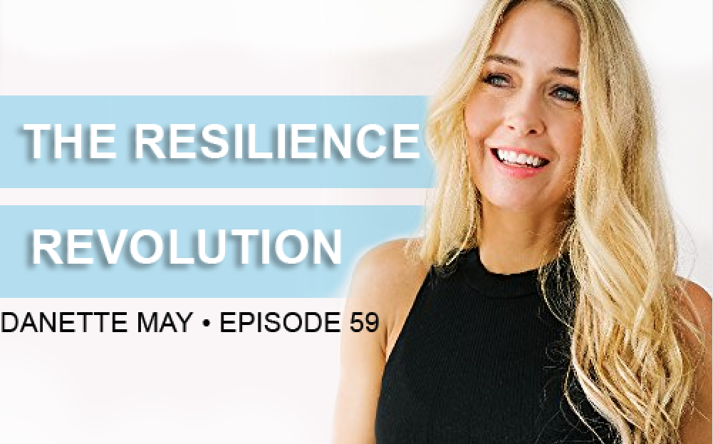 Episode 59 | Danette May | Turning a SETBACK Into a COMEBACK