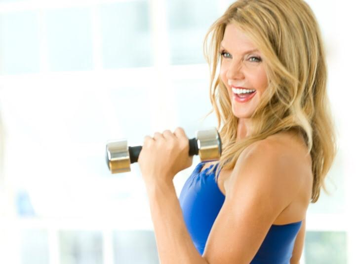 Daily exercises for women over 40