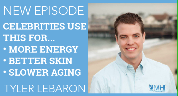 Episode 65 | Tyler LeBaron | Celebrities Use This For More Energy